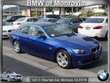 2009 Montego Blue Metallic BMW 3 Series 328i Coupe #57034247