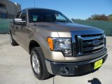 2011 Pale Adobe Metallic Ford F150 XLT SuperCrew #57034242