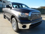 2012 Magnetic Gray Metallic Toyota Tundra Texas Edition Double Cab #57034234