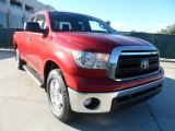 2012 Barcelona Red Metallic Toyota Tundra SR5 TRD Double Cab #57034233