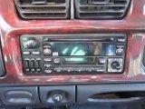 2001 Dodge Ram 2500 SLT Quad Cab 4x4 Audio System