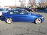 2008 Montego Blue Metallic BMW 3 Series 328i Sedan #57034493