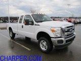 2012 Oxford White Ford F250 Super Duty XLT SuperCab 4x4 #57033834