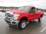 Ford F250 Super Duty 2012 Data, Info and Specs