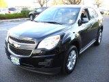 2010 Black Chevrolet Equinox LS AWD #57033822