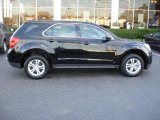 2010 Chevrolet Equinox Black