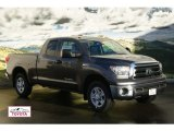 2012 Magnetic Gray Metallic Toyota Tundra Double Cab 4x4 #57033820