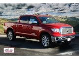 2012 Barcelona Red Metallic Toyota Tundra Platinum CrewMax 4x4 #57033818