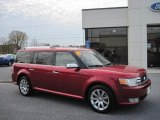 2010 Red Candy Metallic Ford Flex Limited AWD #57034398