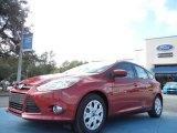 2012 Red Candy Metallic Ford Focus SE 5-Door #57034116