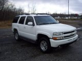 2005 Chevrolet Tahoe LT 4x4 Front 3/4 View
