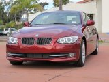 2012 Vermilion Red Metallic BMW 3 Series 335i Convertible #57034083