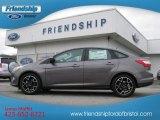 2012 Sterling Grey Metallic Ford Focus SE Sport Sedan #57094813