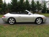 2000 Porsche 911 Arctic Silver Metallic