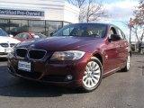 2009 Barbara Red Metallic BMW 3 Series 328xi Sedan #57094791