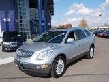 2009 Silver Green Metallic Buick Enclave CXL AWD #57095807