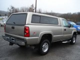 2003 Chevrolet Silverado 2500HD Regular Cab 4x4 Data, Info and Specs