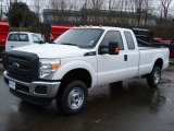 2012 Ford F350 Super Duty XL SuperCab 4x4 Data, Info and Specs
