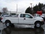 2011 Oxford White Ford F150 XL SuperCab 4x4 #57094754