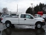 2011 Oxford White Ford F150 XL SuperCab 4x4 #57094753