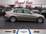 2008 Platinum Bronze Metallic BMW 3 Series 335i Sedan #57094743