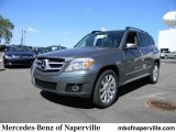 2012 Sapphire Grey Metallic Mercedes-Benz GLK 350 4Matic #57095771