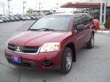 2006 Ultra Red Pearl Mitsubishi Endeavor LS AWD #57095210