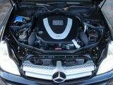 2010 Mercedes-Benz CLS 550 5.5 Liter DOHC 32-Valve VVT V8 Engine