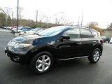 2009 Super Black Nissan Murano SL AWD #57095665