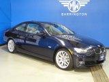 2009 Monaco Blue Metallic BMW 3 Series 328i Coupe #57094660