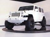 2011 Jeep Wrangler Unlimited Bright White