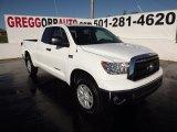 2012 Super White Toyota Tundra SR5 Double Cab 4x4 #57095133