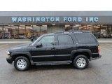 2004 Black Chevrolet Tahoe Z71 4x4 #57095127