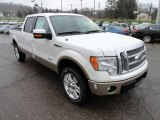2012 Ford F150 Lariat SuperCrew 4x4 Data, Info and Specs