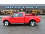 2012 Ford F150 Lariat SuperCab 4x4