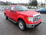2012 Ford F150 Lariat SuperCab 4x4 Data, Info and Specs