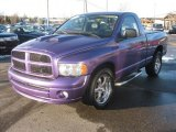 2004 Dodge Ram 1500 Plum Crazy