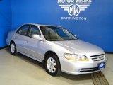 2002 Satin Silver Metallic Honda Accord EX Sedan #57094609