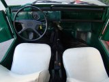 Volkswagen Thing Interiors