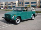 Volkswagen Thing 1974 Data, Info and Specs