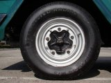 Volkswagen Thing Wheels and Tires