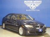 2009 Monaco Blue Metallic BMW 3 Series 328xi Sedan #57094587
