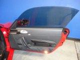 2007 Porsche 911 Carrera S Cabriolet Door Panel
