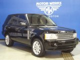 2007 Java Black Pearl Land Rover Range Rover Supercharged #57094567