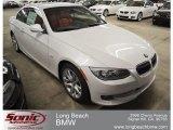 2012 Mineral White Metallic BMW 3 Series 328i Convertible #57095033