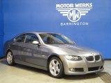 2009 Space Grey Metallic BMW 3 Series 328xi Coupe #57094552