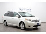 2011 Blizzard White Pearl Toyota Sienna Limited #57095526