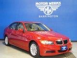2007 Crimson Red BMW 3 Series 328xi Sedan #57094534