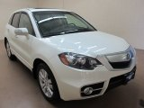 2010 White Diamond Pearl Acura RDX SH-AWD #57094512