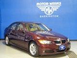 2008 Barbera Red Metallic BMW 3 Series 328xi Sedan #57094489